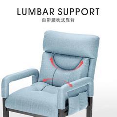 单人沙发椅家用躺椅宿舍懒人椅子靠背椅游戏电脑椅休闲折叠小沙发