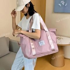 旅行健身包袋行李包包女短途旅游袋子手提外出时尚大容量超大便携