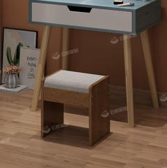 网红梳妆凳化妆凳小凳子家用卧室梳妆化妆台化妆桌女生矮板凳椅子