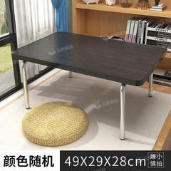 床上书桌笔记本电脑桌吃饭桌学生写字小桌子宿舍折叠儿童餐桌卧室