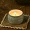 香薰浪漫蜡烛卧室香氛安神助眠净化家用无烟薰衣草檀香睡眠