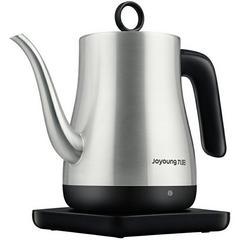 九阳(Joyoung) 电热水壶K10-T8带加热底座304不锈钢开水煲1L/升容量