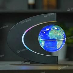磁悬浮地球仪发光自转办公室桌面摆件家居装饰创意礼品生日礼物