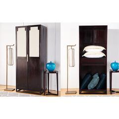 YD 新中式两门衣柜A6131-2