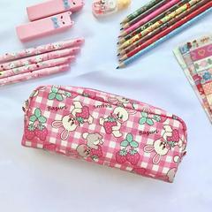 笔袋女生韩版可爱ins网红文具盒小初中学生日系大容量简约铅笔盒