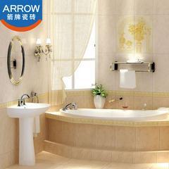 箭牌瓷砖 厨房卫生间墙釉面砖 防滑亚光地砖 AW63663R AW63662R