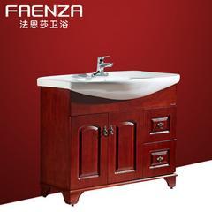 法恩莎卫浴1680升级套餐(浴室柜FPGM3647D+座便器+花洒)