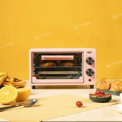 网红烤箱家用烘焙小型多功能全自动双层12升电烤箱新款烤披萨蛋挞