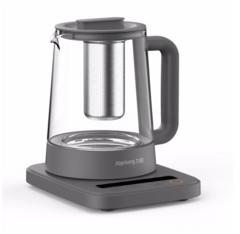九阳(Joyoung)养生壶 1.5L家用电水壶 养生壶带茶滤玻璃花茶壶 K15-D11S