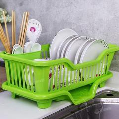 居无限放碗架沥水架沥碗架晾碗柜厨房用品用具置物架餐具滴水塑料