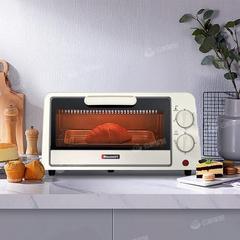 海氏(Hauswirt)电烤箱家用多功能迷你11升烤箱 B06