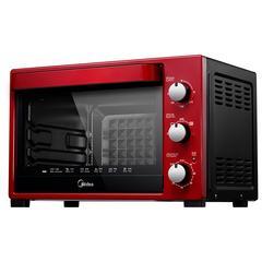 美的 烤箱 T3-321C红