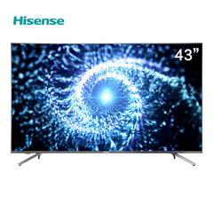 海信电视 HZ43A65 43英寸 4K超高清WIFI人工智能液晶智能电视