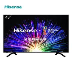 Hisense/海信 HZ43E30D 43英寸蓝光高清平板液晶电视机彩电