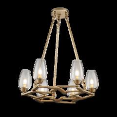 阿克汀后现代-变形灯系列吊灯-变形灯