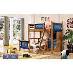 QFYJ上下儿童床 搭配衣柜款A8016#