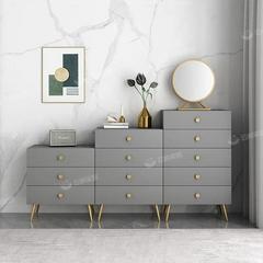 北欧斗柜简约现代小户型客厅储物柜靠墙收纳柜卧室多功能抽屉柜子