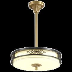 艾特丽  全铜灯-卧室书房餐厅全铜吸顶灯-6832