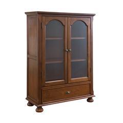 HKN2A-简欧家具简美深色矮餐边柜