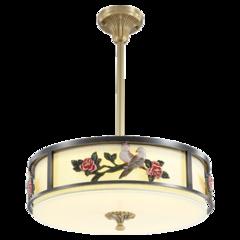 艾特丽全铜灯  卧室书房餐厅全铜吸顶灯-6841