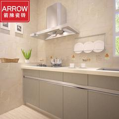 箭牌瓷砖 厨房卫生间墙砖釉面瓷片 防滑耐磨地砖地板砖 AW63673R