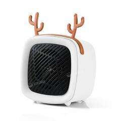 圣诞节走心礼物桌面创意暖风机