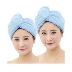 干发帽超强吸水加厚浴帽擦头发速干浴帽包头巾成人干发巾
