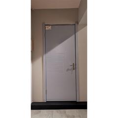 【力天木门】 力天混油平板门  现代简约卧室客厅门  LT-M013