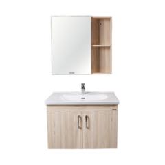 法恩莎 木纹色浴室柜FPGD3615E-A