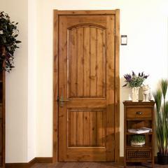 力天木门  北美简约室内门卧室门纯实木环保书房客厅门 套装门定制 KA-2S-RV